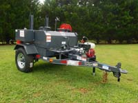 New Rosco Maximizer II Asphalt Distributor